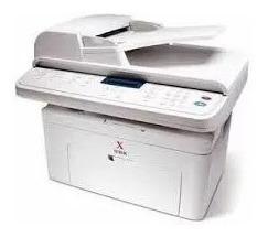 impressora laser multifuncional xerox phaser mfp3200