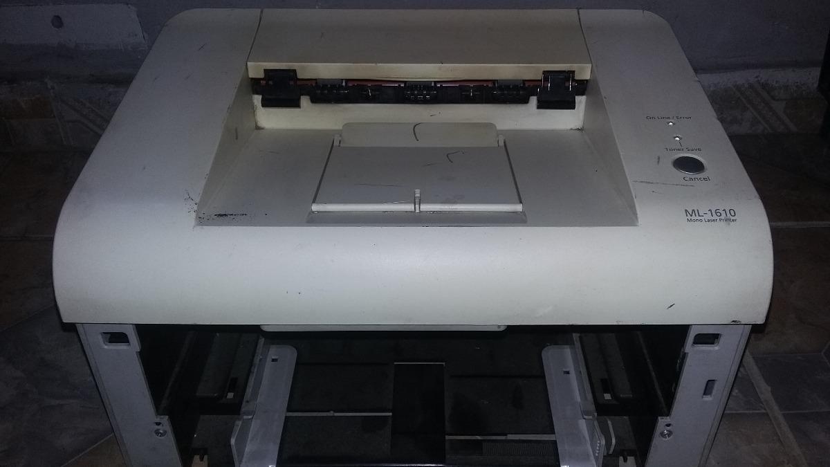 SAMSUNG ML-1610 MONO LASER PRINTER WINDOWS 8 DRIVER