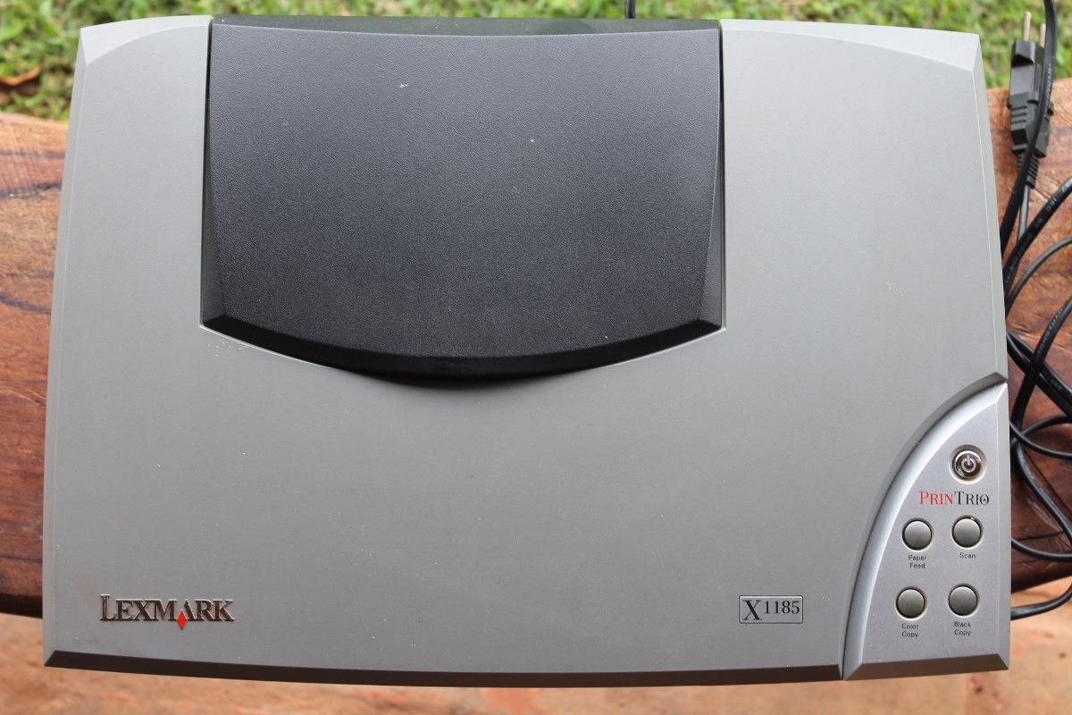 LEXMAR X1185 DESCARGAR CONTROLADOR