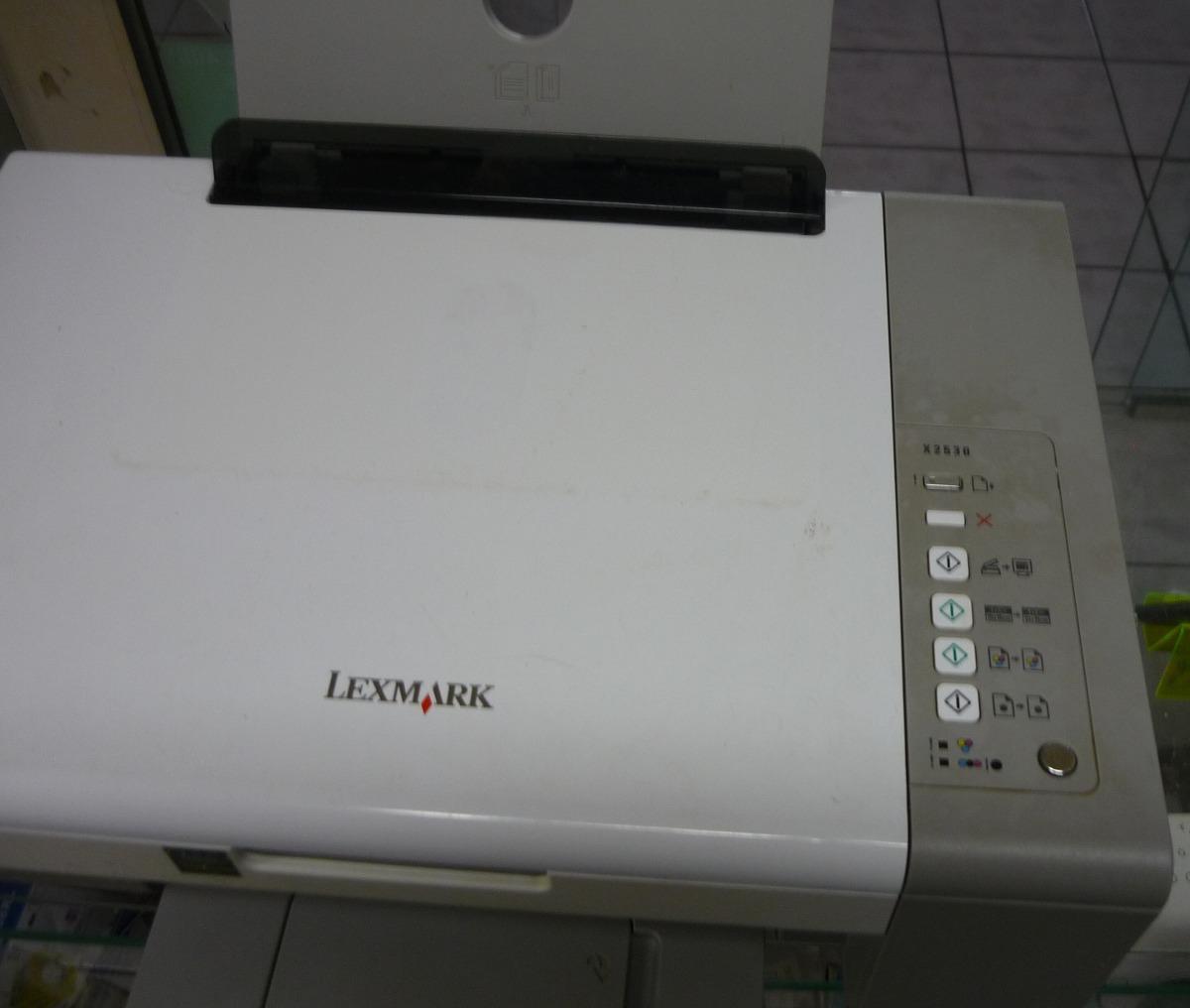 Lexmark X2530 Printer Drivers Windows XP