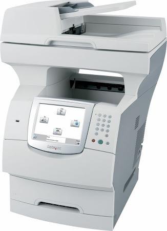 impressora lexmark x644e funcionando sem garantia