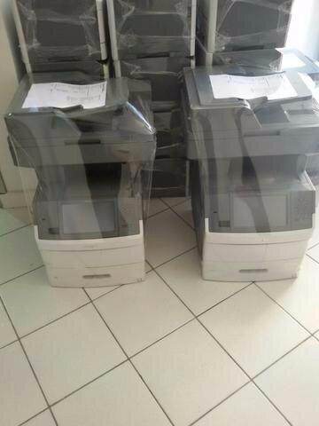 impressora lexmark x656 revisa com garantia e toner 25k