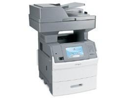 impressora lexmark x656de - usada