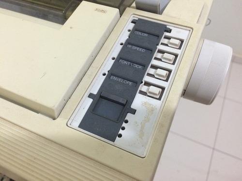 impressora matricial citizen 200gx fifteen