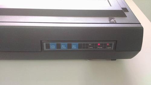 impressora matricial elebra olivia