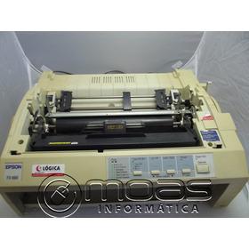 Impressora Matricial Epson Fx-880