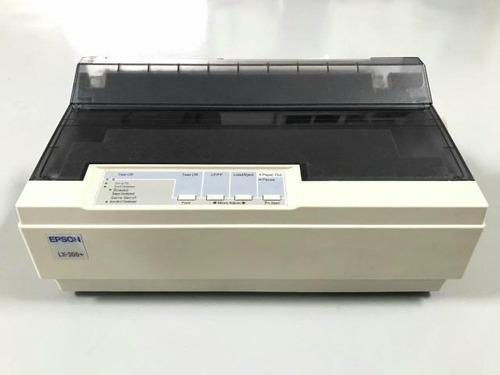 impressora matricial epson lx 300+