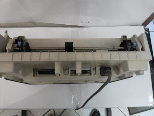 impressora matricial epson lx-300 c/ tampa (304 vendidos)