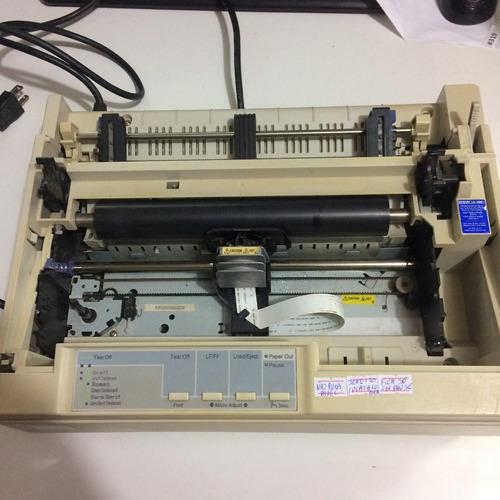 impressora matricial epson lx 300+ peças #319