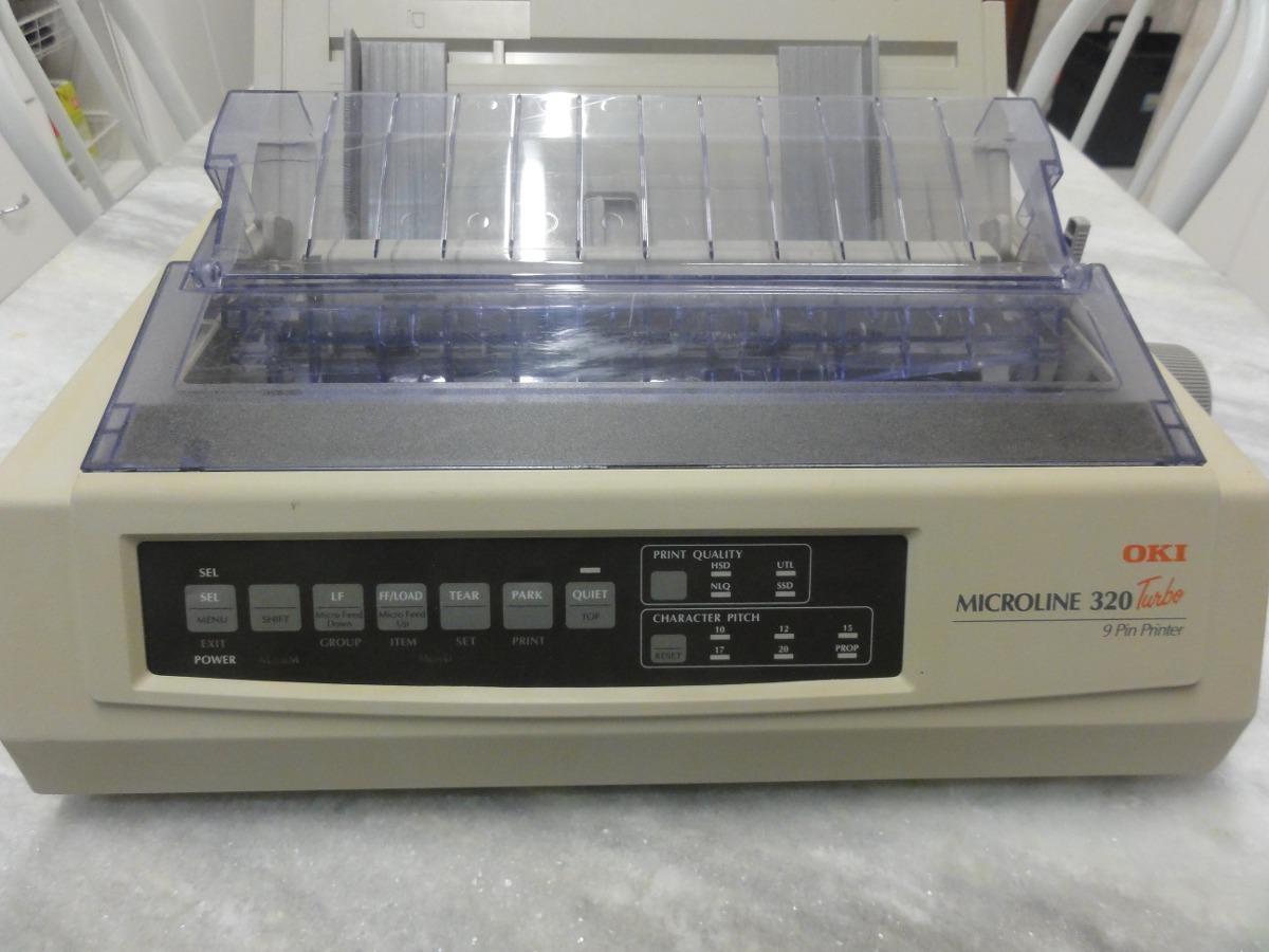 ML 320 OKIDATA DRIVER PC