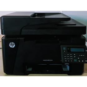 Impressora Multi Laserjet M127, Revisada