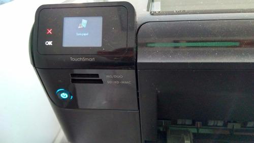 impressora  multifu hp photosmart  c4680  **d e f e i t o **