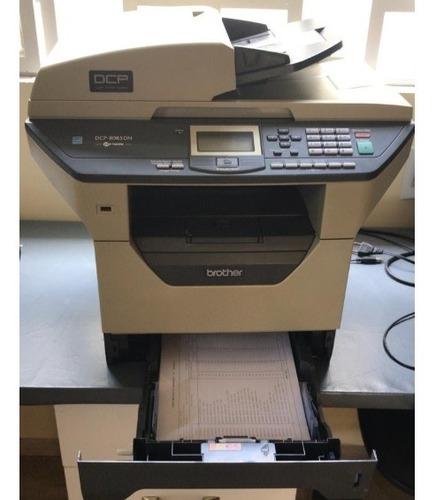 impressora multifuncional brother dcp 8085 dn