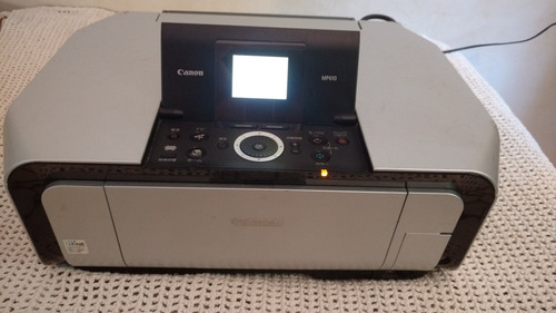 impressora multifuncional canon mp 610 pixma .