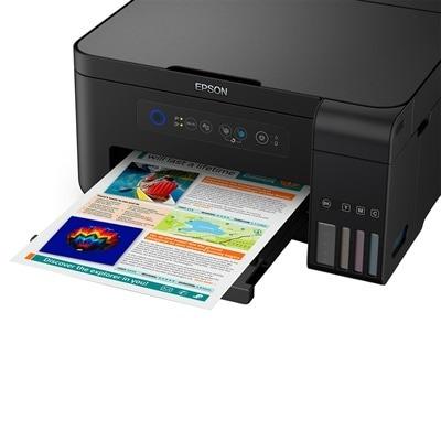 impressora multifuncional epson ecotank l4150 wi-fi direct