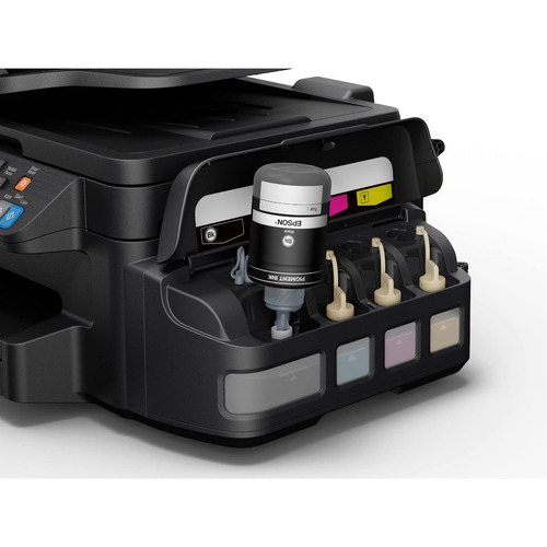 impressora multifuncional epson ecotank l656 wireless duplex
