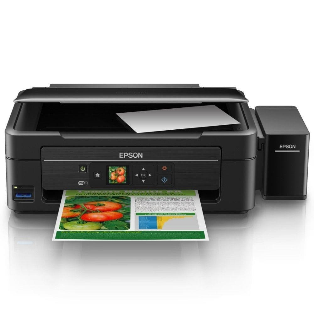 impressora epson l495