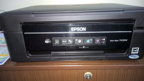 impressora multifuncional epson tx235w (peças & partes) a pa