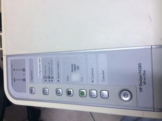 impressora multifuncional f4280