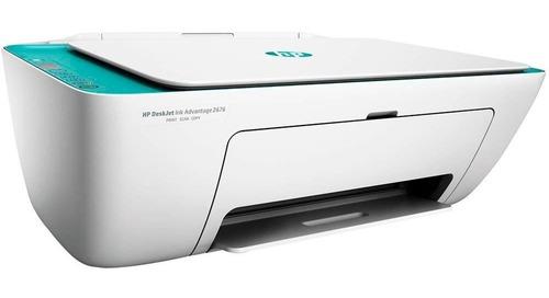 impressora multifuncional hp 2676 wifi copiadora scanner