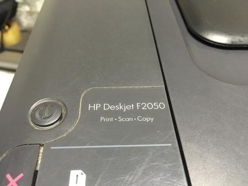 impressora multifuncional hp deskjet f2050