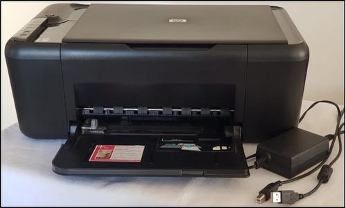 impressora multifuncional hp deskjet f4480