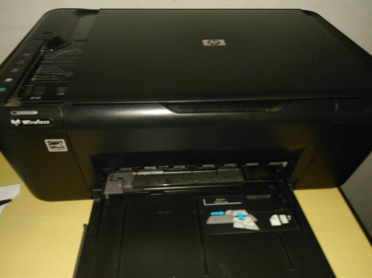 HP F4580 DESKJET DRIVERS (2019)