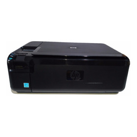 Impressora Multifuncional Hp Photosmart C 4480 Usada