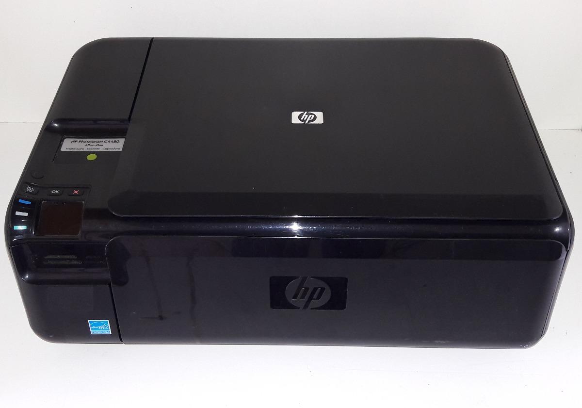 driver de instalao da impressora hp photosmart c4480