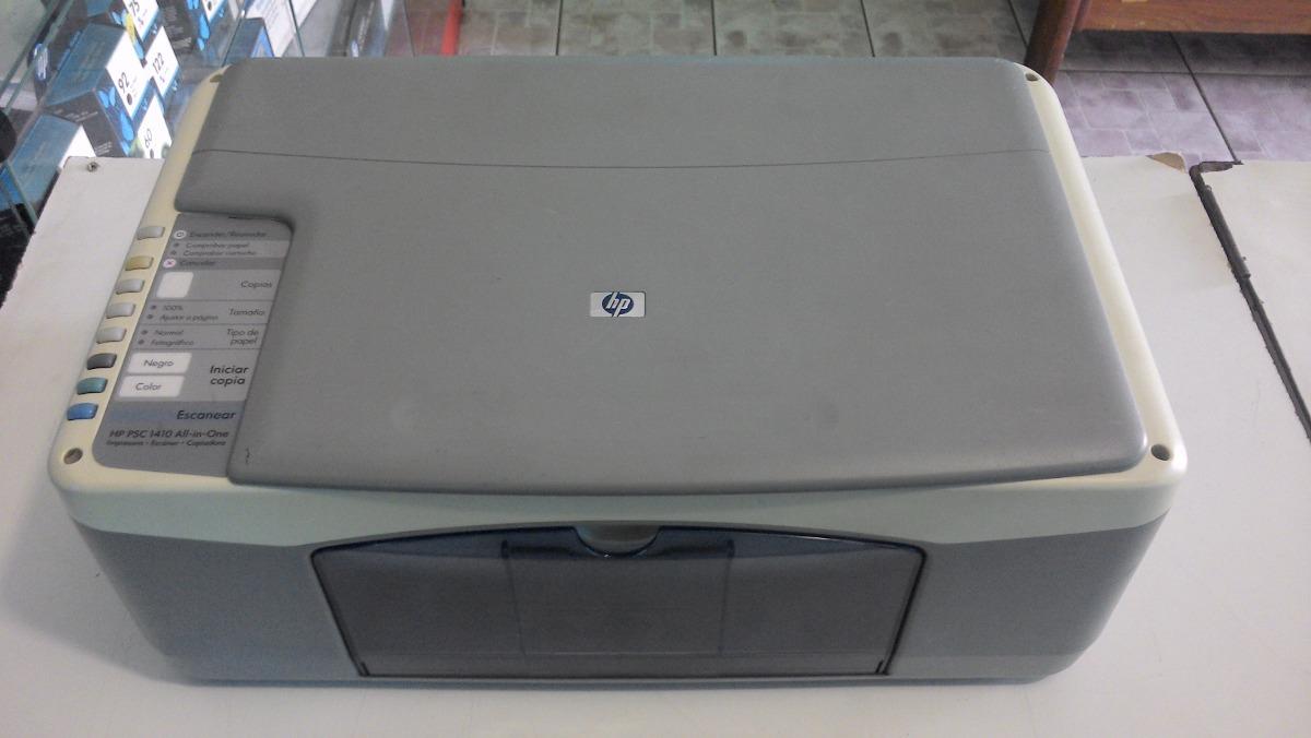 impressora multifuncional hp psc 1410 com cartuchos cheios. Black Bedroom Furniture Sets. Home Design Ideas