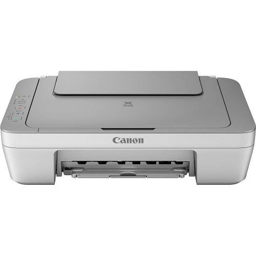 impressora multifuncional jato tinta mg2410 com cartucho