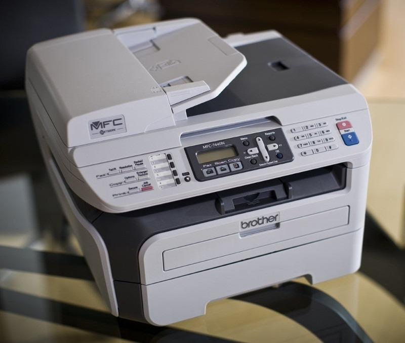 NEW DRIVERS: BROTHER 7440N PRINTER