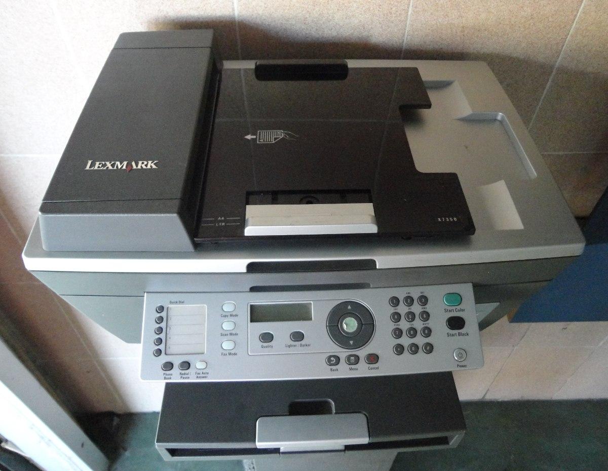 lexmark x5495 manual