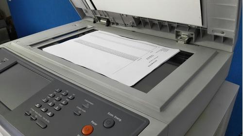 impressora multifuncional laser samsung scx-6555n c/ garantia