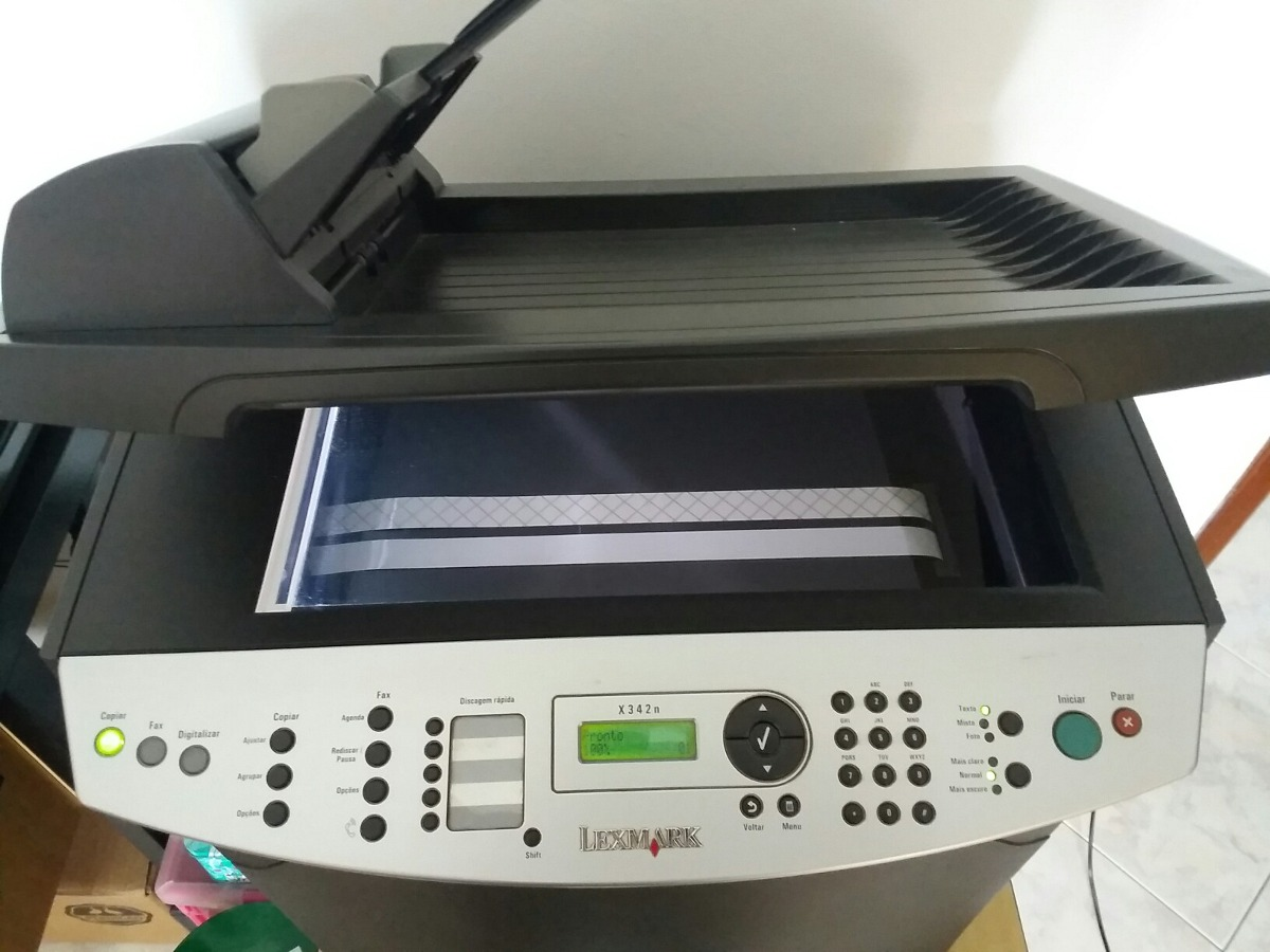Lexmark X342n All-in-One Printer PCL-XL Drivers for Windows Download