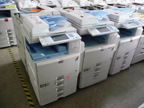 impressora multifuncional ricoh mpc 2800 semi-nova