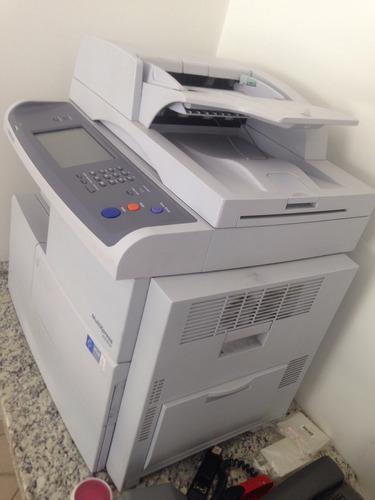 impressora multifuncional samsung 6555nx multixpress