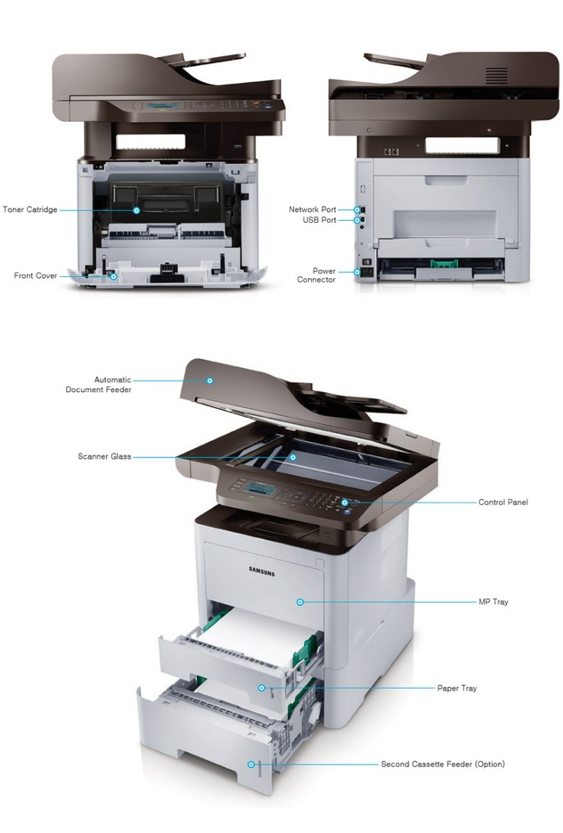 impressora multifuncional samsung sl-m4070fr laser fax 110v. Carregando  zoom. 11d32e540d