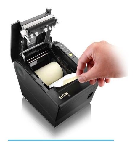 impressora não fiscal elgin i9 térmica usb guilhotina