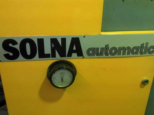 impressora off-set solna 464 - 4 cores (revisar pinças)