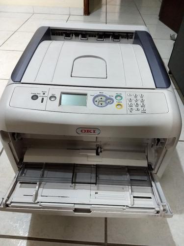 impressora okidata c831 usada em perfeito estado