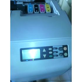 Impressora Plotter Designjet Hp 500 Revisada Cad Confecçao
