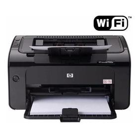 Impressora Portatil  Hp Wireless Laser P1102w  Imperdivel