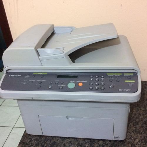 impressora samsung scx 4521f