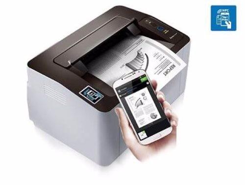 Impressora Samsung Sl M2020w Laser 110 V C Toner Cabos