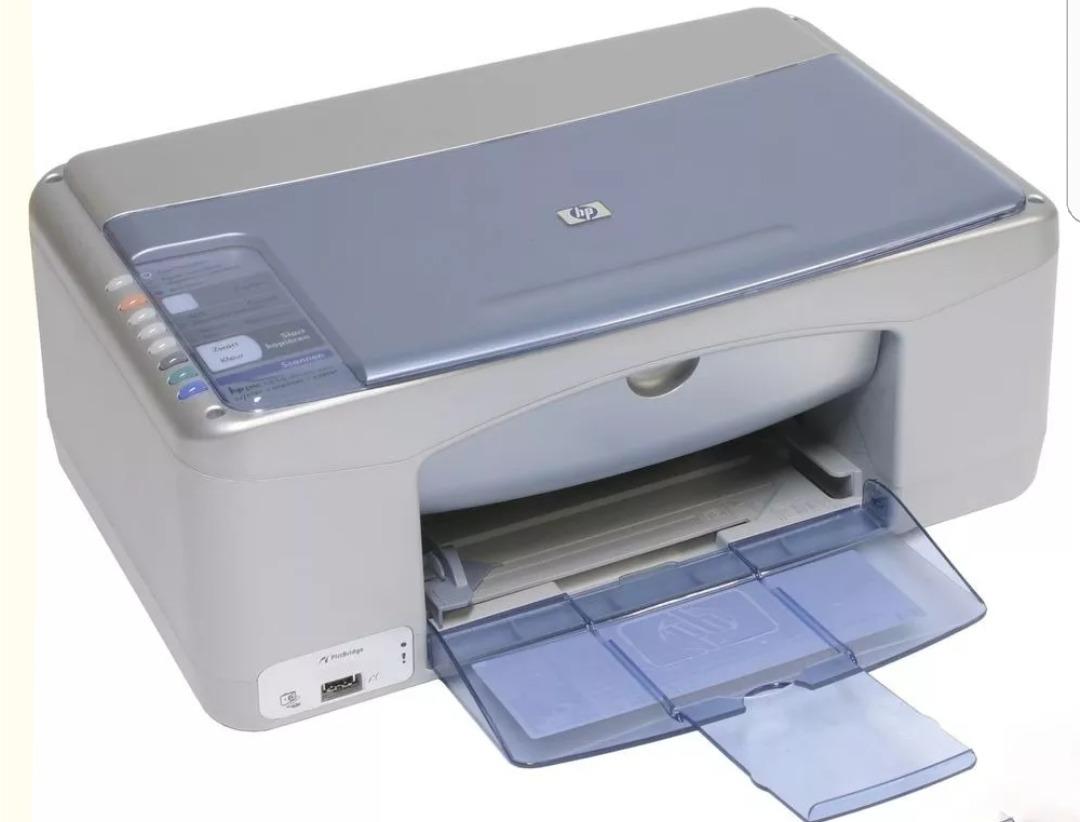 impressora scanner copiadora hp psc 1315 porta usb. Carregando zoom.