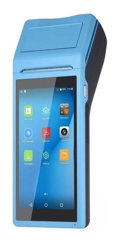 impressora smart pos sem fio função terminal de pagamento inteligente bt/wifi/usb otg/3g