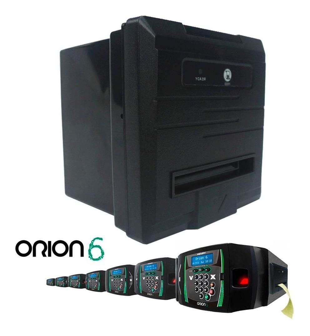 Impressora Térm  C/ Guilhotina Avulsa P/ Rep Henry Orion 6