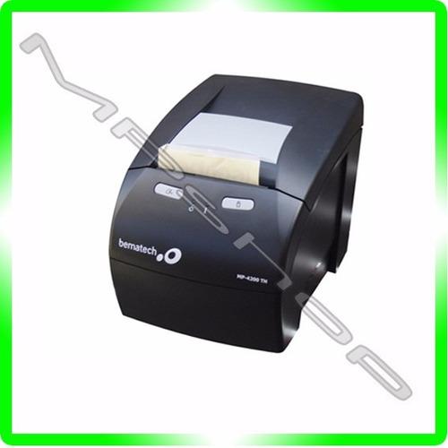 impressora térmica bematech
