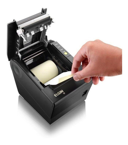 impressora termica cupom 80mm bematech i9 full rede usb